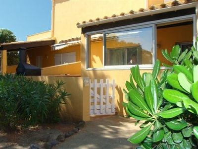 Photo for Spacious apartment ideal for 8 people in Cap d'Agde