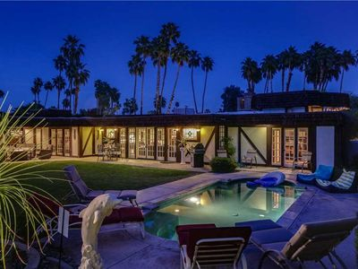 Photo for Beautiful English Cottage located in the heart of Palm Springs.