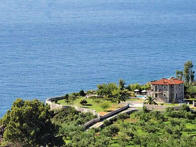 Photo for 3BR Villa Vacation Rental in Stoupa