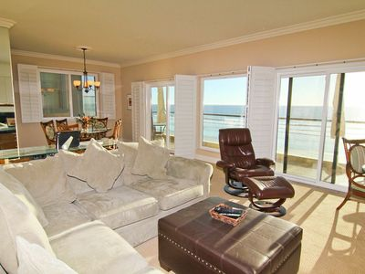 Photo for Oceanfront 2 Bedroom Luxury Condo