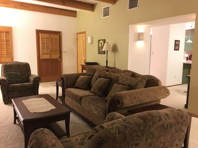 Photo for Private, Quiet -Relax, Read, Recharge In Comfy Home, North Valley