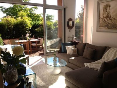 Photo for Luxury Waterfront Townhouse in Downtown Vancouver - 2 Bed, 2 Bath, Large Patio & Garage