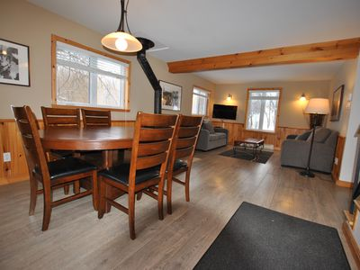Photo for Le Montagnard Hôtel, Condos & Chalets