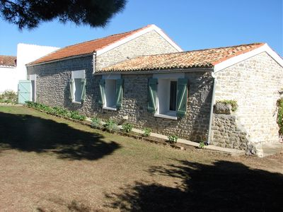 Photo for House Oleronaise HAS 850M dela sea close to the bakery grocery store