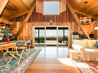 Photo for Spacious, Stylish, Eclectic Wildwood Beach House at Seacliff