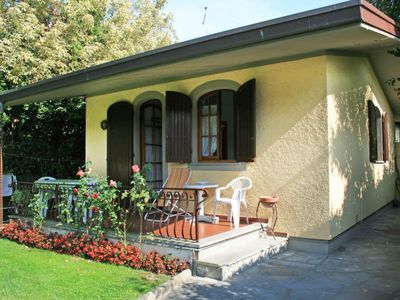 Photo for 2 bedroom Villa, sleeps 3 with Air Con, FREE WiFi and Walk to Beach & Shops