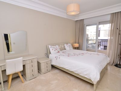 Photo for Beautiful and modern Flat in the center of Casablanca with Balcony #8