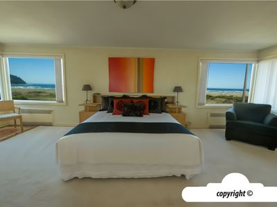 Photo for OCEAN FRONT: PACIFIC HAVEN:  On the Prom: Seaside Vacation Homes, Inc Managed