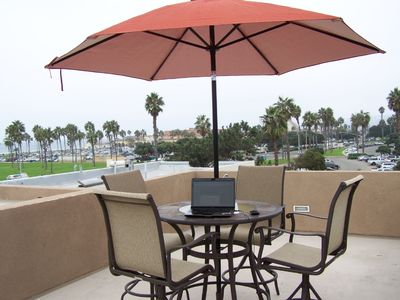 Photo for Beautiful South Mission Beach Condo, Great Views