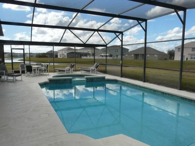 Photo for Luxury Aster Villa - 4 BR, Private SF Pool, Lake View, WiFi