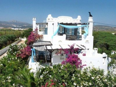 Photo for Cycladic villa by the sea