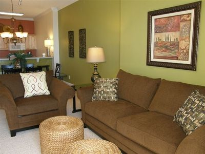 Photo for Beautiful Two Bedroom Penthouse! Near Pier Park!