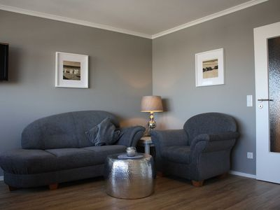 Photo for Holiday apartment - Haus am Meer - Apartment 114 a Inselblick Schriever