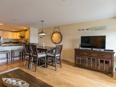 Photo for Beautiful 2 BR w/Ocean views. Just steps to fun and sun #308 at the Grand