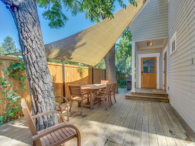 Photo for Spectacular renovated home w/ huge deck & four masters - perfect for reunions