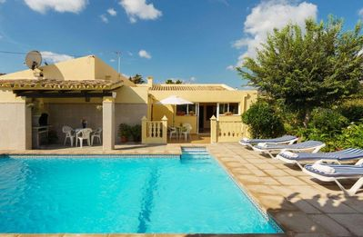 Photo for Nice holiday home close to Pollensa with private pool and barbecue facilities