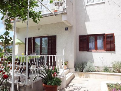 Photo for One bedroom apartment with terrace Solin (Split)