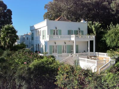 Photo for Residential district of Tangier, very beautiful mansion, exceptional view