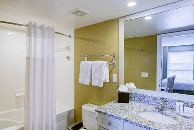 Boardwalk Resorts Studio Bathroom