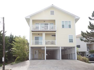 Beautiful Oceanfront Home - South End Wrightsville Beach