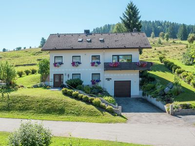 Photo for Alluring Apartment in Bernau im Schwarzwald With Valley View