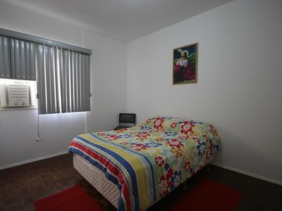 Photo for Apartment in Rio de Janeiro with Lift, Air conditioning (725216)