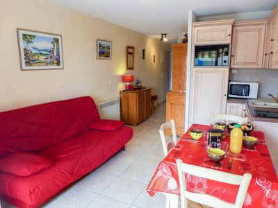 Photo for Apartment Les Jardins d'Ys in Les Issambres - 4 persons, 1 bedrooms