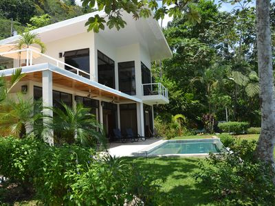 Photo for Modern Tropical Luxury in the Bejuco Hills - Whales Tail, OSA, White Water!