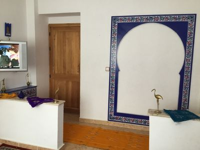 Photo for 1BR Apartment Vacation Rental in Asilah, Tanger-Tétouan-Al Hoceïma