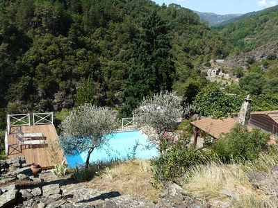 Photo for The ardeche blue house