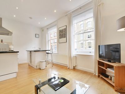 Photo for Apartment 1, Great Titchfield House, Oxford Circus Area, Central London