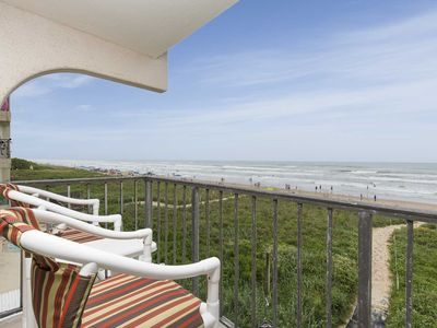 Photo for Florence I 302 - Oceanfront Balcony, Endless Views, Perfect for a Couple or Small Family