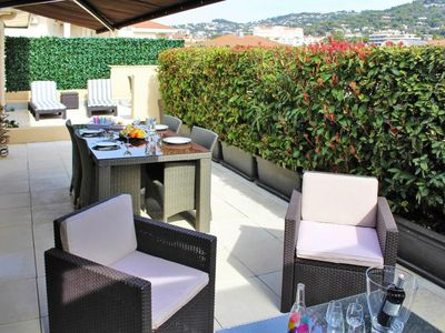 Photo for Holiday flat, Cannes  in Alpes - Maritimes - 4 persons, 2 bedrooms
