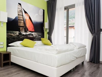 Photo for Two-room apartment SAIL-panoramic view and mountain, comfort and practicality-2 balconies