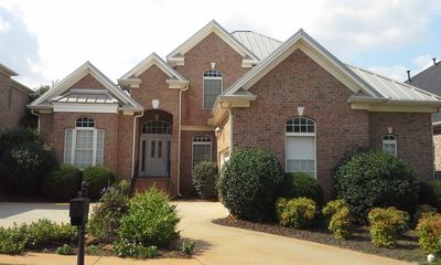 Photo for WOODRUFF RD WATERFRONT EXECUTIVE HOME -WIFI *GAME RM/STUDY*GREAT VIEW* LOCATION