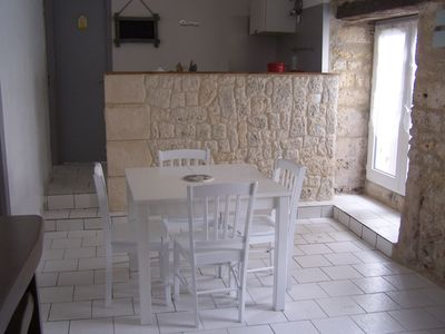 Photo for TOWNHOUSE near the sea to the island of Oleron cotiniere