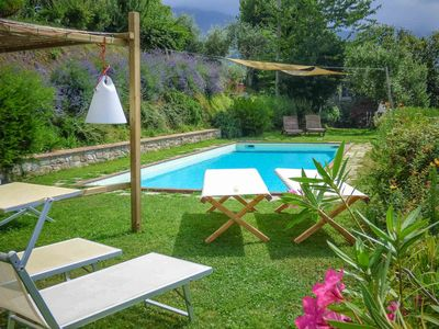 Photo for Emilia - panoramic private pool house. Terrace. Free WIFI. View over Lucca