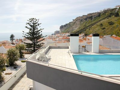 Photo for 2BR Apartment Vacation Rental in Nazaré, Leiria