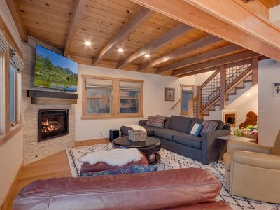 Photo for NEW LISTING - Remodeled Squaw Cabin