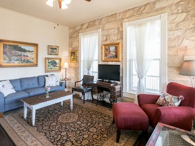 Photo for Balcony Suite | On Main St. | Pet-friendly