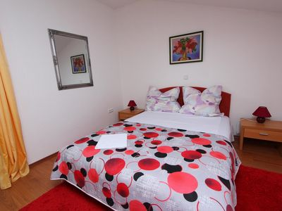 Photo for Rooms and Apartments Sally / SALLY Double Room with Balcony 4