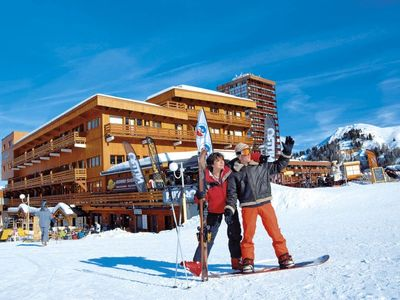 Photo for 1 bedroom accommodation in La Plagne