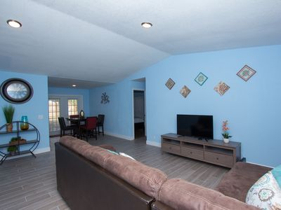 Photo for Charming & Spacious Private Pool Home Near Beaches in New Port Richey Florida