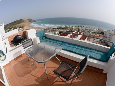 Photo for Casa Cian Luxury 8th floor apartment with stunning 270° Sea View
