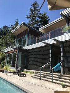 Photo for Luxury waterfront home on the Sunshine Coast of British Columbia