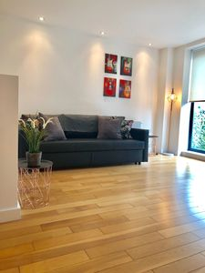Photo for Two bed two bath apartment in Tower Hill/Aldgate