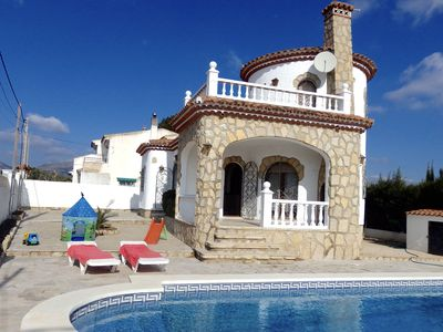 Photo for VILLA ZARAGOZA WITH PRIVATE POOL