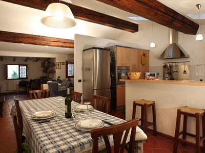 Photo for Tuscan Charm, Quiet, All Comforts, Near Ponte Vecchio