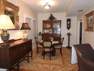 Photo for Charming 1920 s St. Augustine Home. Pet friendly