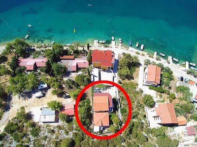 Photo for Three bedroom apartment near beach Grebaštica, Šibenik (A-5270-a)